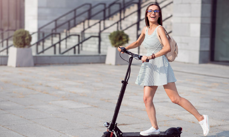 With scooters everywhere now, how safe are they really?
