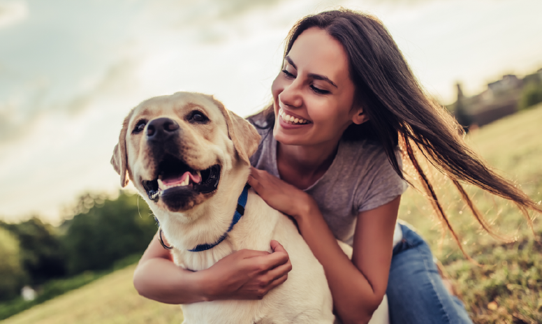 Having a pet can be great for your health